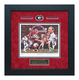 Herschel Walker and Vince Dooley Autographed